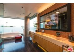 ) Beverly Grv, Beverly Hills, CA Beverly Hills Houses, Zen Space, Sparkling Clean, Amazing Bathrooms, Wall Tiles, Flooring, Interior Design, Architecture, February 2015