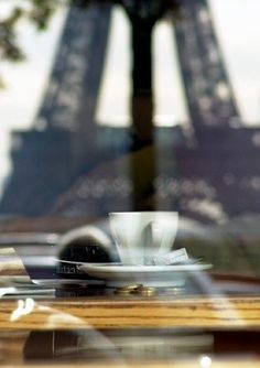 PERFECTION in PARIS ~:~ From a Morning Cafe :: Magnifique ~:<3
