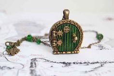 Community: 40 Pieces Of Jewelry Every Nerd Will Love. Hobbit locket.