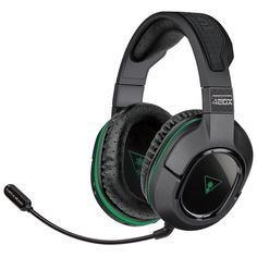 Buy Turtle Beach Ear Force Stealth Wireless Gaming Headset securely online today at a great price. Turtle Beach Ear Force Stealth Wireless Gaming Headset available today at UK G. Turtle Beach, Best Gaming Headset, Gaming Headphones, Wireless Headphones, Skullcandy Headphones, Beats Headphones, Gaming Pcs, Ps3, Playstation