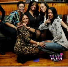 WOI  2yr Anniversary mixer