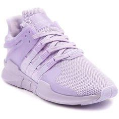 Womens adidas EQT Support ADV Athletic Shoe ($99) ❤ liked on Polyvore featuring shoes, athletic shoes, stripe shoes, laced up shoes, grip shoes, rock shoes and lightweight shoes