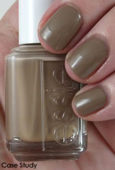 Essie's Case Study - my favorite from Fall 2011!
