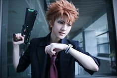 PSYCHO-PASS This was my favorite character... I'm still not over it... ~Aki