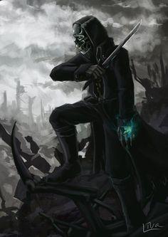 Dishonored by liiva.deviantart.com