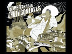 """""""Self Portrait"""" - Chilly Gonzales"""