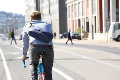 New! Vitesse Cycling Musette | WaterField Designs | http://www.sfbags.com/products/vitesse-cycling-musette