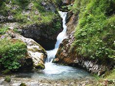 **Serrai di Sottoguda (canyon walk) - Rocca Pietore, Italy