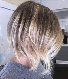 Modne fryzury krótkie