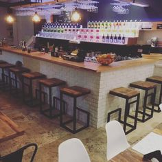 Masz pomysł na ciekawe krzesła barowe w stylu loftowym ? Dla nas to nie problem. Przedstawiamy realizacje dla jednej z #Warszawskich #restauracji. #loft #krzeslobarowe #krzeslo #loftdesign #stylindustrialny https://www.indianmeble.pl/