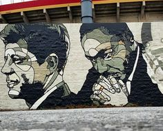 Kennedy and King by David Flores in Los Angeles, 5/15 (LP)