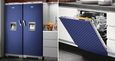 Electrolux launches the new 'Swedish Crowns' design concept   Hometone