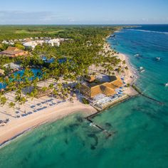 The Best Kid-Friendly All-Inclusive Resorts in the Caribbean | These Caribbean resorts let adults get their tropical recharge and entertain kids and teens with waterparks, sports and activities, and kids-only dining and socializing. Best All Inclusive Honeymoon, All Inclusive Family Resorts, Romantic Honeymoon Destinations, Honeymoon Places, Beach Resorts, Family Vacations, Vacation Places, Vacation Spots, Caribbean Resort