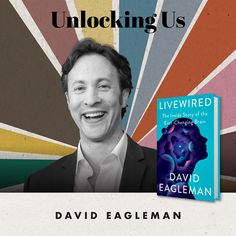 Brené with David Eagleman on The Inside Story of the Ever-Changing Brain | Brené Brown Ted Speakers, Brain Science, Stanford University, Mind Body Soul, Neuroscience, Secret Life, Bestselling Author, New Books, Writer
