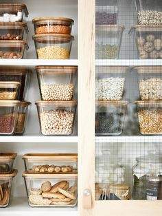 Space Furniture, Furniture For Small Spaces, Home Furniture, Furniture Storage, Food Storage Organization, Kitchen Storage, Storage Organizers, Pantry Storage, Cleaning