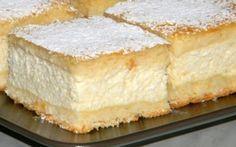 Pénztárcakímélő édességek ünnep előtt Cheesecake Recipes, Dessert Recipes, Cheese Pies, Cottage Cheese, Cake Cookies, Cornbread, Vanilla Cake, Muffin, Artisan