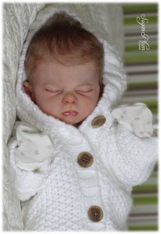 *SUGAR PLUM NURSERY* Reborn baby boy doll - PHEONIX by CASSIE BRACE