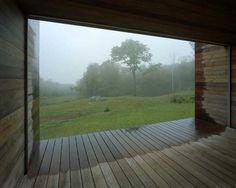 Putney Mountain Residence by Kyu Sung Woo Architects - Photographers: Wayne Fuji'i and Timothy Hursley