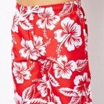 BAGAIN New Look Mens Floral Print Swim Shorts WAS £12.99 NOW £5 Delivered at ASOS - Gratisfaction UK