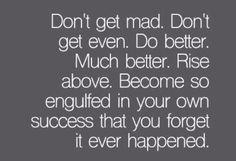 Do better!