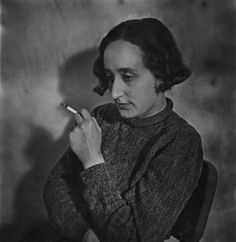 """Self-portrait, c1936 (Edith Tudor-Hart) """" The rediscovery of a great Austrian-British photographer Edith Tudor-Hart (1908-1973), who is known in Austrian history of photography as Edith Suschitzky, belonged to the group of those politically engaged..."""