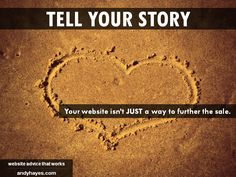 TellYourStory by @Andy Hayes