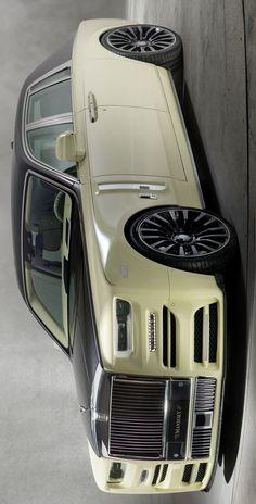 2018 Rolls-Royce Phantom Bushukan Edition Mansory by Levon