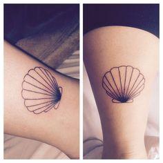 Tattoo Concha