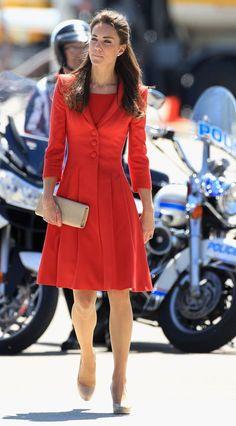 Kate Middleton style. She has gorgeous Coats!!!