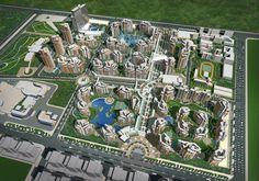 Shan Chang residential development in Zhuhai, China | RMJM