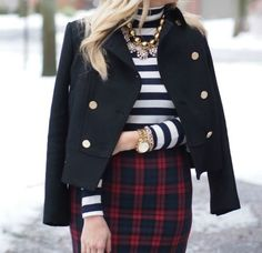 Winter Fashion Inspiration // She's Intentional