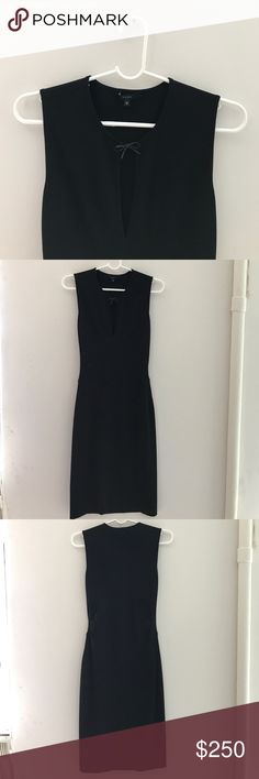 Gucci Dress Black Gucci dress. rayon/polyester blend. perfect summer, sporty dress. Gucci Dresses Midi