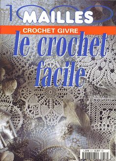 1000 Mailles Nomero special hors-serie Le crochet - - Picasa Web Albums This site includes a nice book on amugari toys Crochet Diagram, Crochet Chart, Filet Crochet, Crochet Motif, Irish Crochet, Crochet Doilies, Knit Crochet, Crotchet, Knitting Books