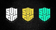 SUN GYM by Igor Saveliev - Logo Design - Type