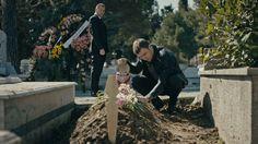 Söz 1.Bölüm izle Yavuz Üsteğmen, Merve'nin mezarının başında!
