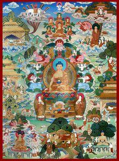 Buddhas Life