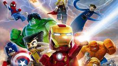 LEGO: Marvel Super Heroes HD Wallpaper - http://www.gbwallpapers.com/lego-marvel-super-heroes-hd-wallpaper/ ( / games)