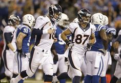 colts coach vs broncos coach | ... for Manning as Colts hold off comeback to end Broncos' unbeaten start