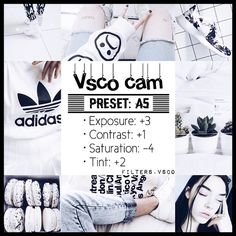 VSCO Cam Filter A5 by filters.vsco