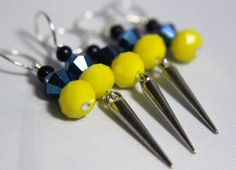 Wolverine Stitch Markers by midnightscribbles on Etsy