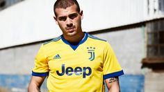 Juventus 2017/18 adidas Away Shirt