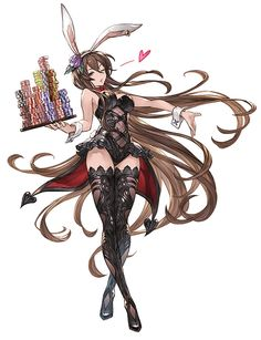 All Her Jazz Rosetta Art - Granblue Fantasy Art Gallery - -You can find Jazz and more on our website.All Her Jazz Rosetta Art - Granblue Fantasy Art Gallery - - Female Character Concept, Fantasy Character Design, Character Design Inspiration, Character Art, Art And Illustration, Character Illustration, Anime Fantasy, Fantasy Girl, Anime Art Girl