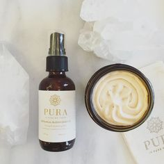 Pamper & prep your skin with these rejuvenating potions- Botanical Bloom Essence & Overnight Watermelon Mask.  Visit us today between 10-4pm to smell and try. Or shop our amazing stockists (Tap pic) or link in profile.  #purabotanicals #nontoxicbeauty #greembeauty #naturalskincare #vegan #exploreedmonton #luxurybeauty #ecobeauty #allnatural #cleanbeauty #beautyblogger #greenbeautyblogger #inpurewetrust by purabotanicals