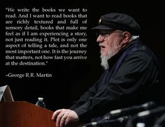 12 Lessons George R.R. Martin Has Taught Us About Writing
