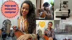Sugestões de máquinas de costura para iniciantes e avançados Alana Santos Blogger - BOM NEGÓCIO