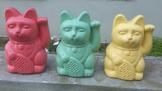 Maneki neko Maneki Neko, Ice Tray, Little Cottages