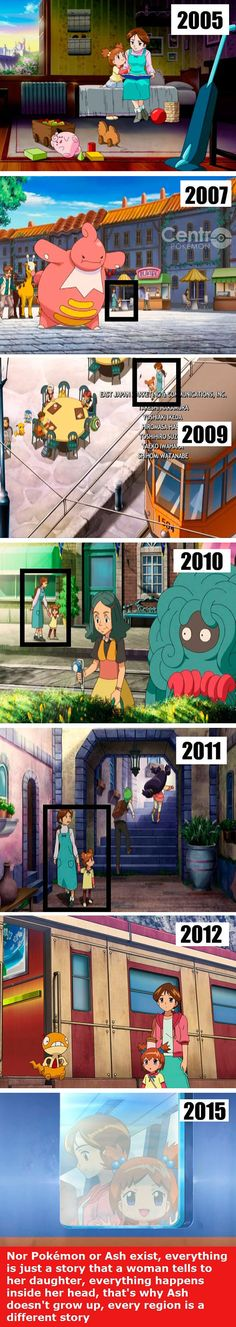 Interesting Theory About Pokemon - Whoa!  Now that's interesting.  I wonder who the two characters represent....  It's an Easter egg that need explanations.