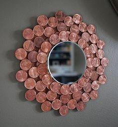 Die 102 Besten Bilder Von Craft With Coins Basteln Mit Munzen In