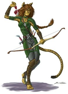 52 Best Catfolk Images Character Art Character Concept Character