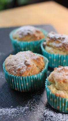Tastemade | Muffins pistaches-figues ~ Recette